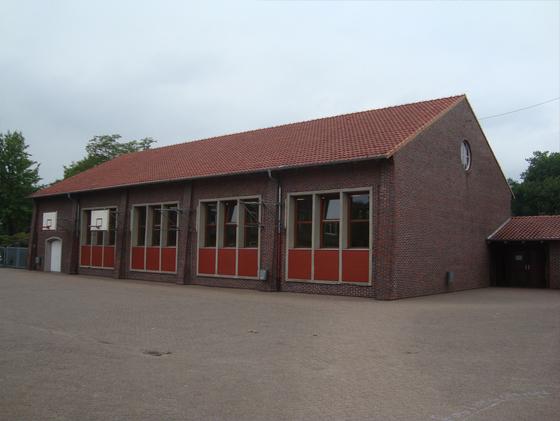 Sporthalle an der Grundschule Edewecht